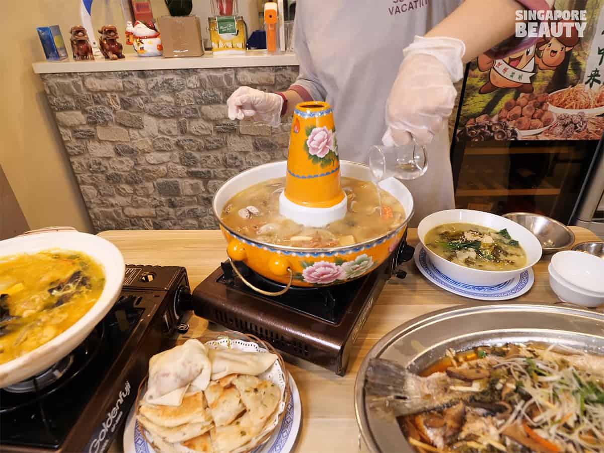 chopstick kitchen menu geylang