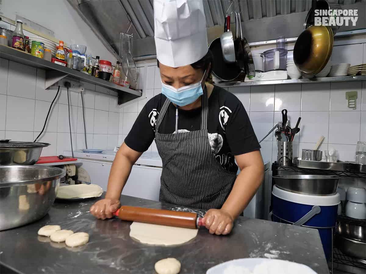 handmade chinese street food singapore