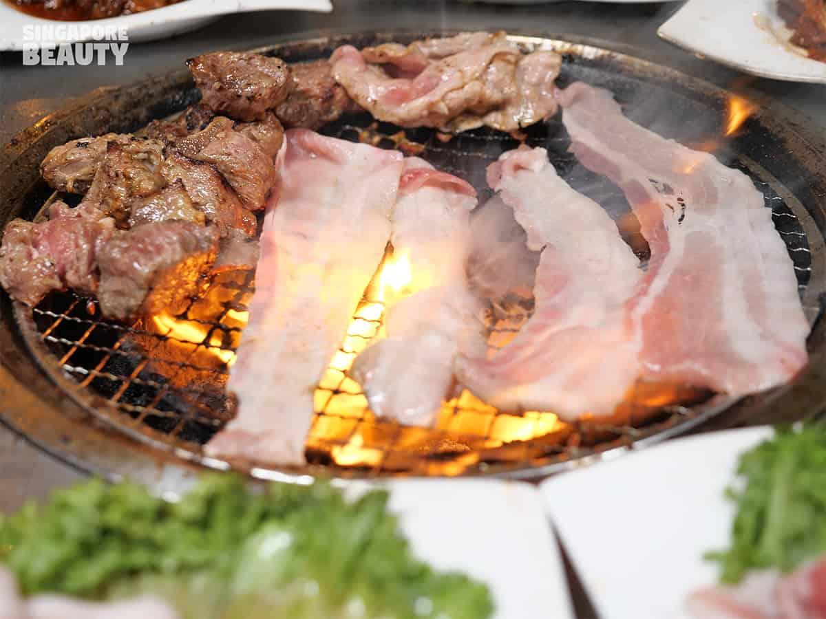 iberico pork bbq