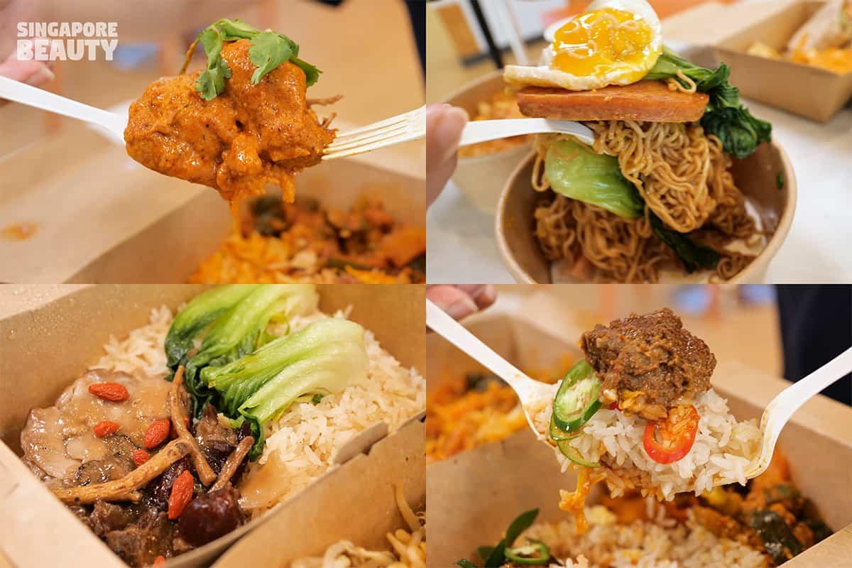popular dishes
