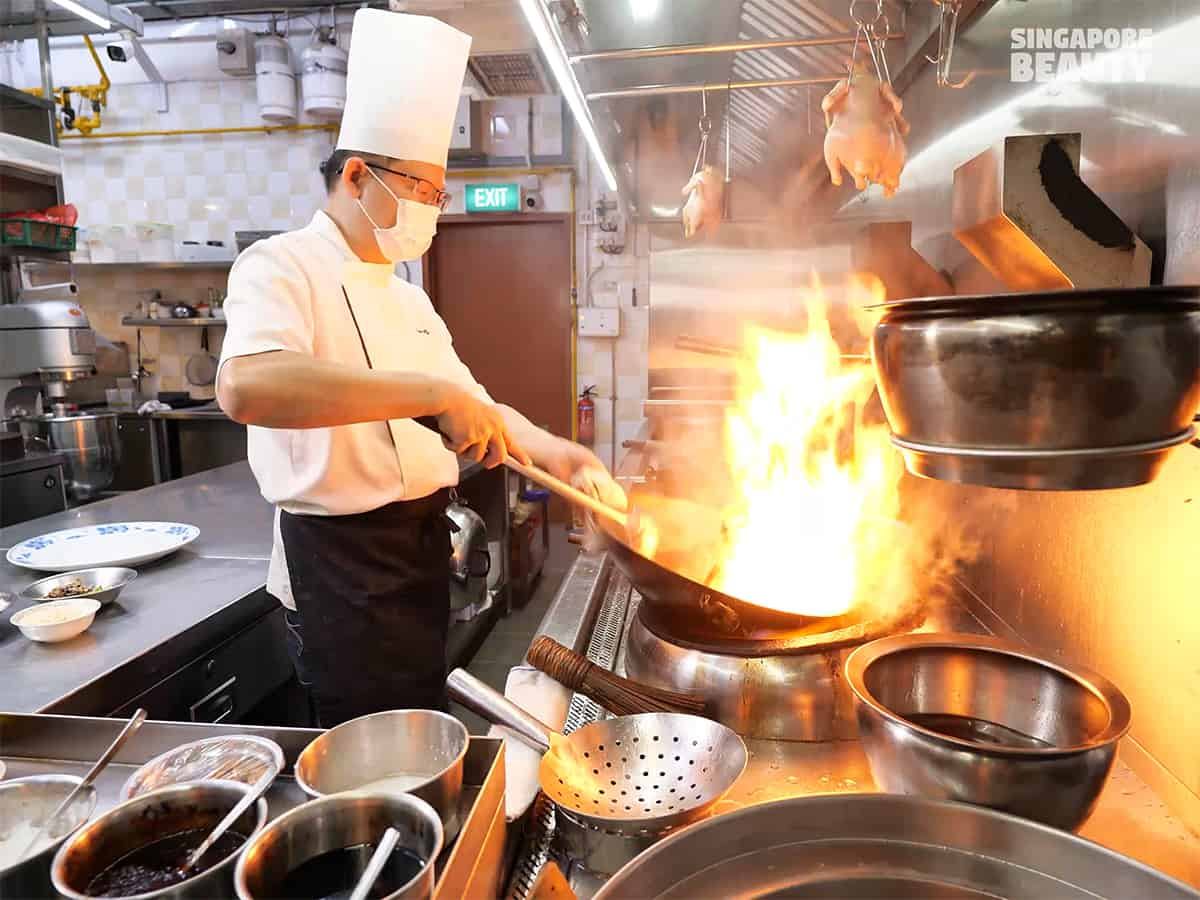 xi yan seafood restaurant live seafood