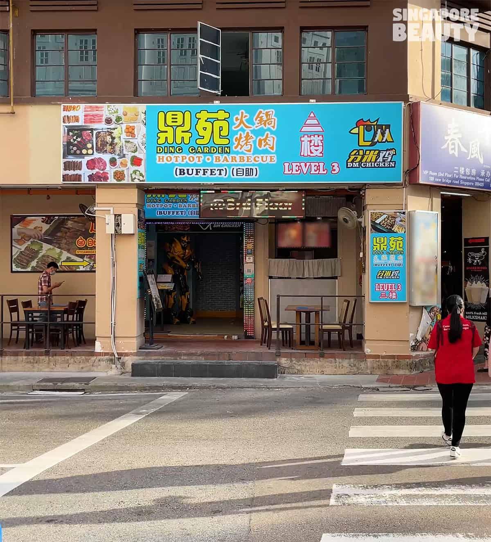 ding garden chinatown