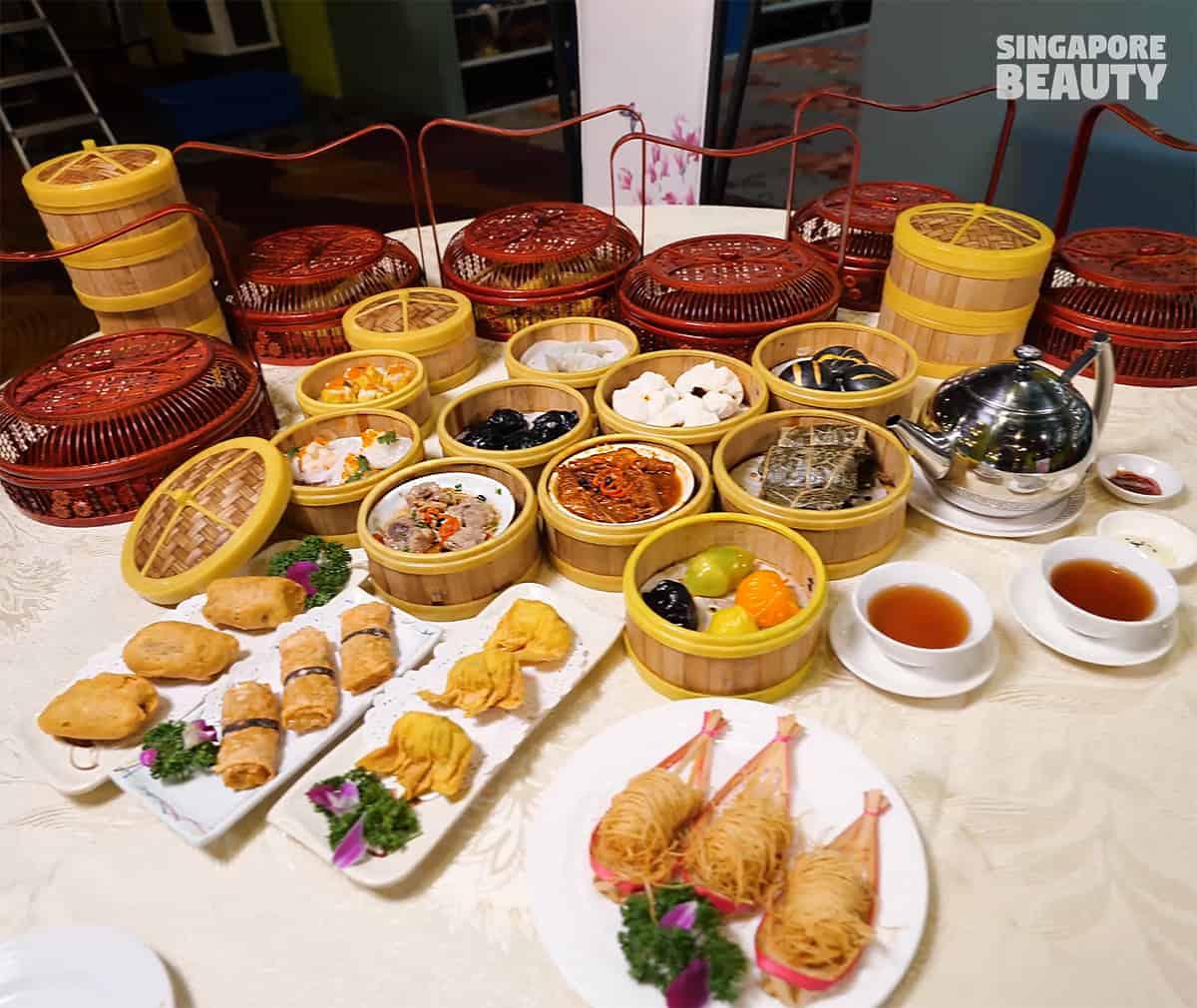 xi yan seafood restaurant dim sum free delivery