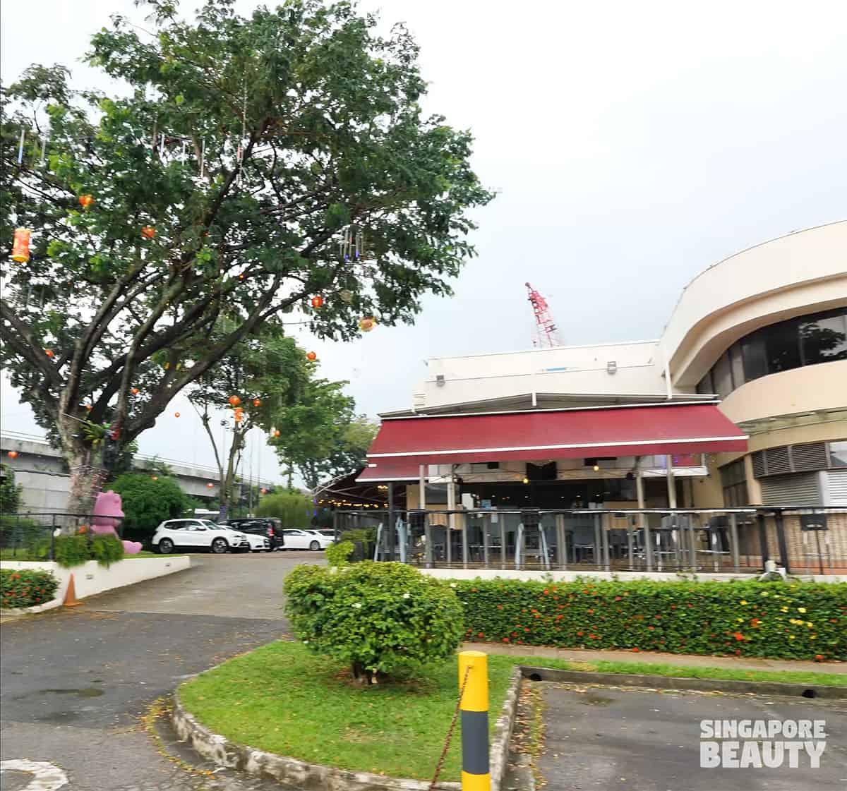 xi yan seafood restaurant free parking jurong bird park
