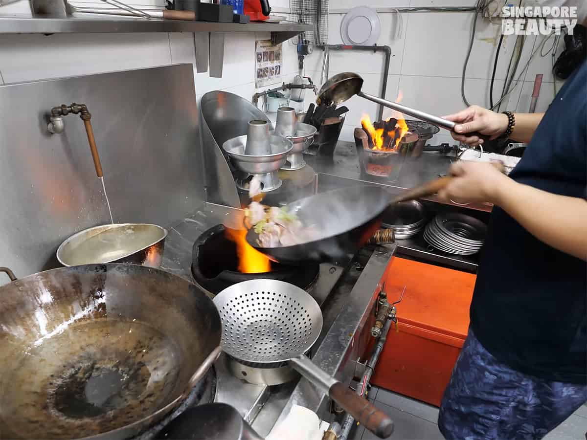 Ah Orh Teochew Fish Head Steamboat menu price
