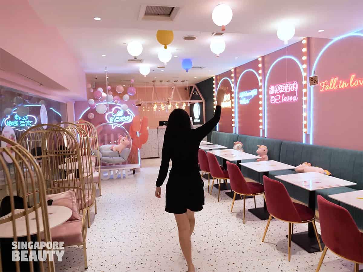 sweetish dessert parklane shopping mall selegie rd