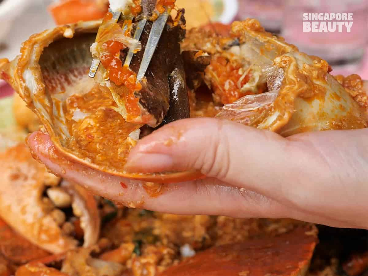 crab roe