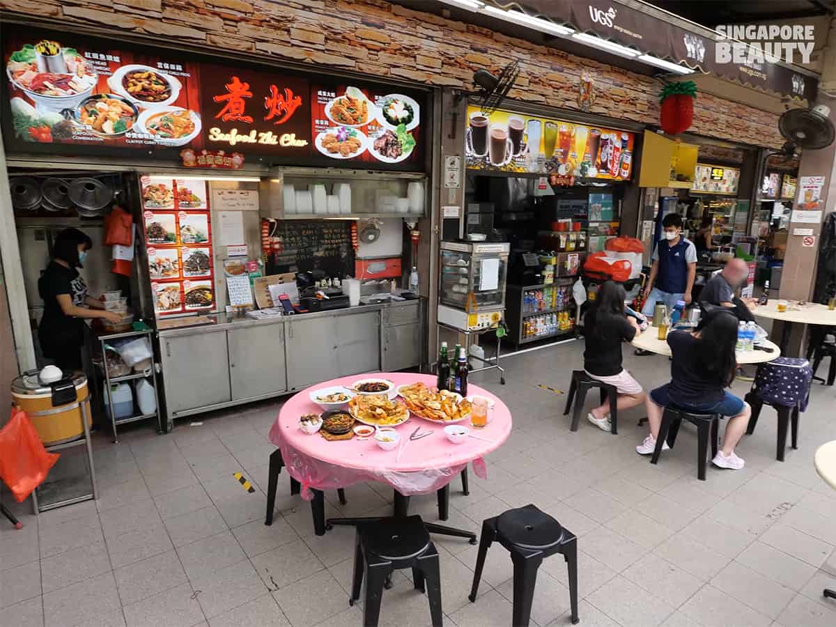 katong jago zhi char brunners coffeeshop